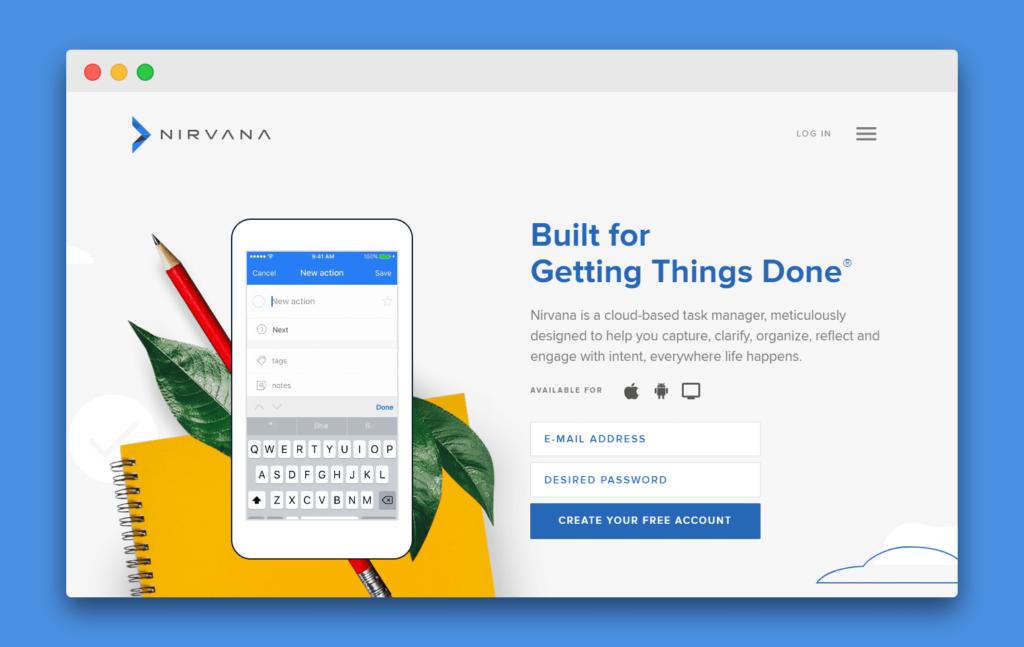 nirvana app