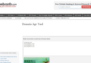 web confs