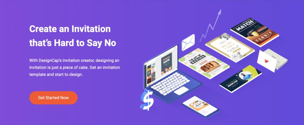 screenshot from designcap