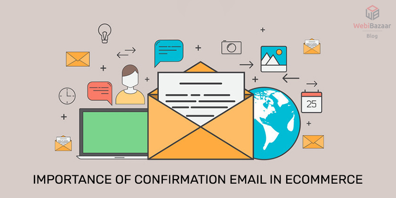 importance of confirmation email in ecommerce
